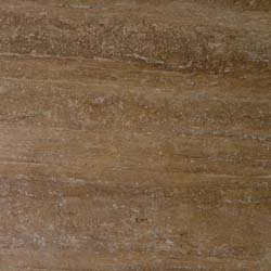 Noce Travertine tiles vein cut polished finish