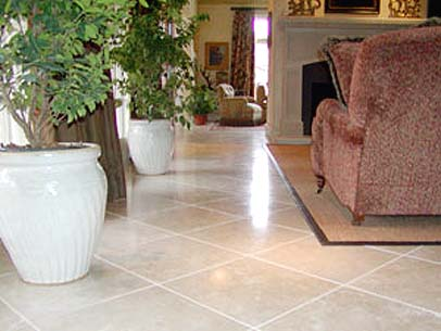 Jerusalem Coral White Bone Limestone Tiles